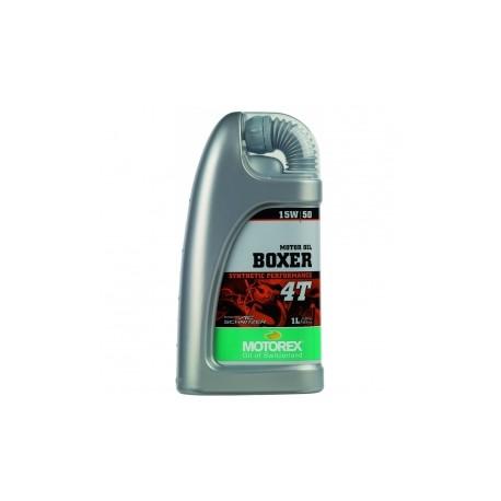 Motorový olej Boxer 15W50